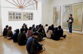 Praga Alfons Mucha i jego muzeum