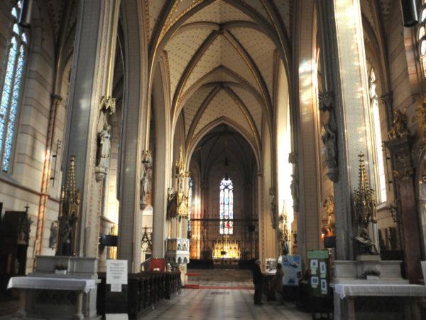 Ołomuniec. Skarby ukryte w kościołach
