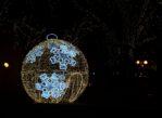 Poprad. Świąteczne iluminacje pod Tatrami