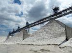 Biała Góra. Wielka dziura pełna czystego piasku