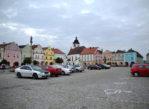 Nowe Miasto nad Metują. Rezerwat historyczny wokół rynku