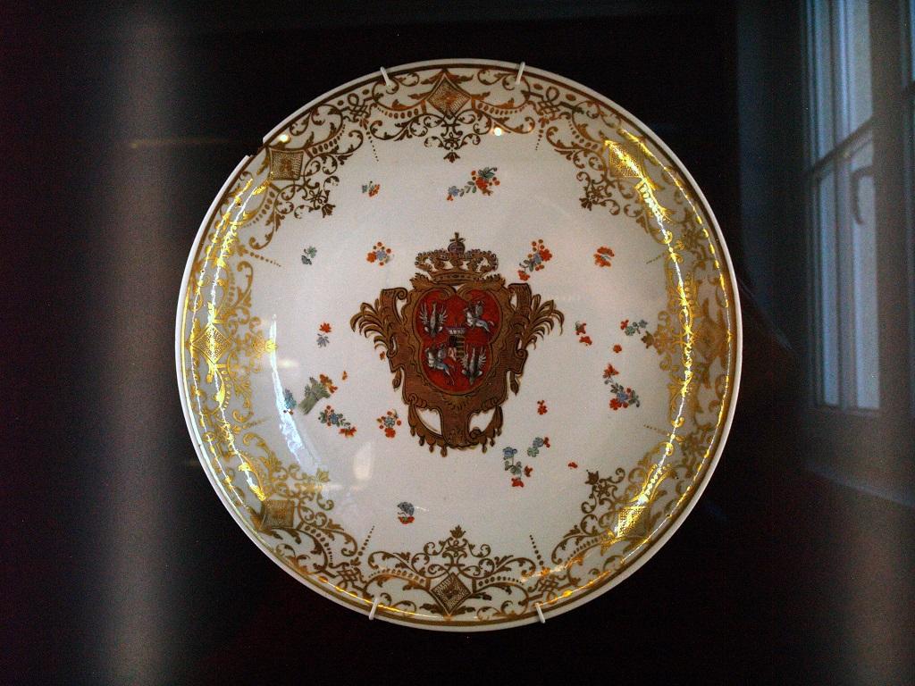 Miśnia. Porcelana, białe złoto Augusta II Mocnego