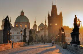 Praga Wędrówki po mieście z Karolem IV