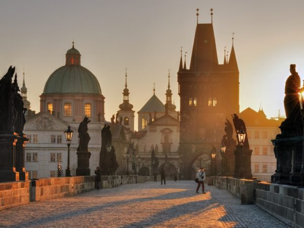 Praga. Wędrówki po mieście z Karolem IV