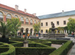 Častolovice. Rodowy pałac Sternbergów