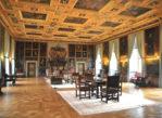 Častolovice. Bogactwo pałacowych wnętrz