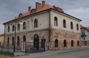 Ciechanowiec W murach dawnej synagogi
