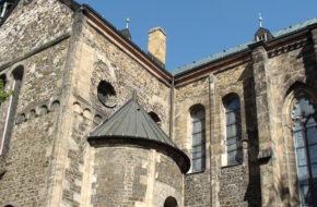 Goslar Kościół świętych Kosmy i Damiana