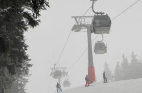 Jańskie Łaźnie Największa w SkiResorcie jest Černá hora