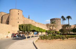 Kair Cytadela Saladyna i meczet alabastrowy