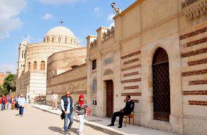 Kair Rzymski Babilon, czyli dzielnica koptyjska