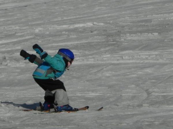Karpacz. Rodzinne narciarstwo w ośrodku Biały Jar