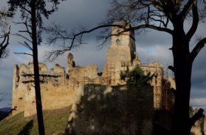 Zborov Dwa wiadra piachu na zamek Makovica