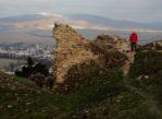 Zborov. Dwa wiadra piachu na zamek Makovica