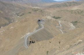 Atlas Wysoki Przez przełęcz Tizi n'Tichka