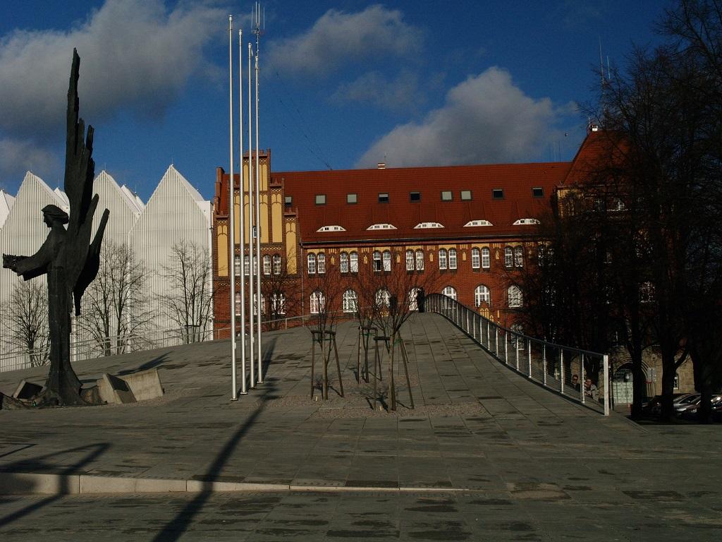 Szczecin. Centrum Dialogu Przełomy
