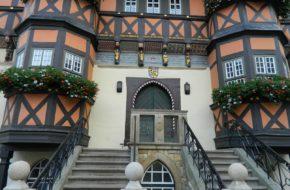 Wernigerode Uroda pruskiego muru