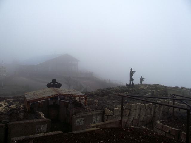 Golan. Ziemia Obiecana skrywa się we mgle
