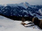 Dorfgastein. Pierwszy z brzegu w narciarskiej dolinie