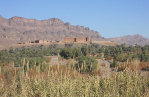 Atlas Wysoki W dolinie rzeki Dara