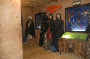 Tissergat Muzeum w pustynnym ksarze