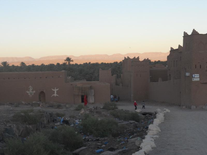 Tissergat. Muzeum w pustynnym ksarze