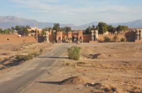 Warzazat  Turystyczna brama Sahary