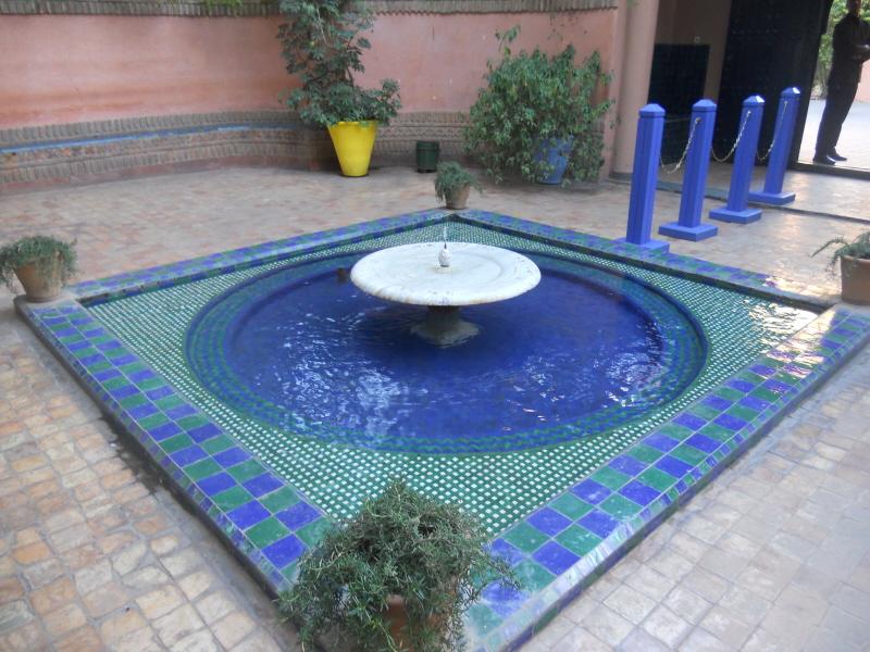 Marrakesz. Ogród Majorelle, najpiekniejszy w mieście