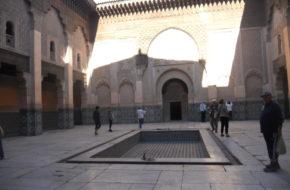 Marrakesz Medresa Alego Ibn Justusa