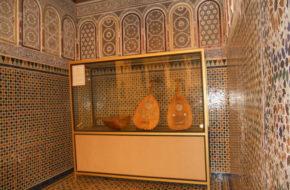 Marrakesz Miejskie muzeum w dawnym pałacu
