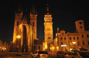 Hradec Králové Warto się wdrapać na Białą Wieżę