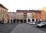 Hradec Králové. Spogladam na miasto z Białej Wieży