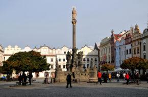 Pardubice Stare miasto bogate w zabytki