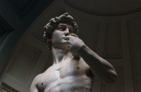 Florencja Dawid w Galerii Akademia