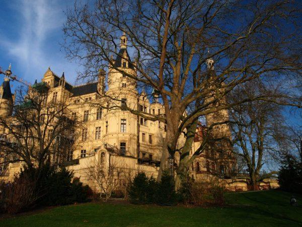 Schwerin. Bajkowy zamek na wyspie