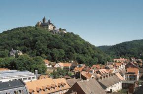 Wernigerode  Zamek niemieckiego wicekanclerza