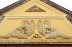 Kudowa Zdrój Kaplica Czaszek w Czermnej