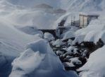 Adelboden. Spacerkiem przez śniegi Engstligenalp