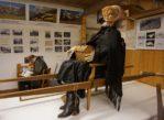 Grindelwald. Velogemel w muzeum i na stoku