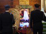 Jasionna. Strażacka straż w drewnianym kościele