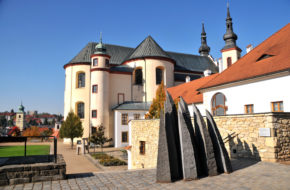 Litomyšl Dziesięć wieków czeskiego miasteczka