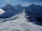 Alpy Berneńskie. Królewską ścieżką na Männlichen