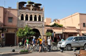 Marrakesz W murach medyny
