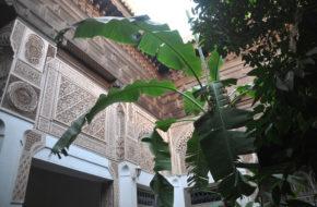 Marrakesz Pałace medyny, czyli starego miasta