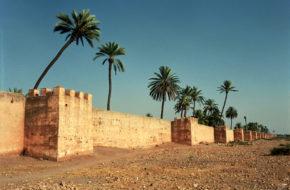 Marrakesz Czerwone Miasto na liście UNESCO