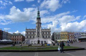 Zamość Miasto idealne na liście UNESCO