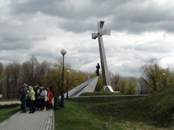 Przemyśl. Ścieżką na Kopiec Tatarski