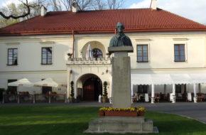 Dubiecko Pałac Stadnickich i Krasickich – dziś hotel