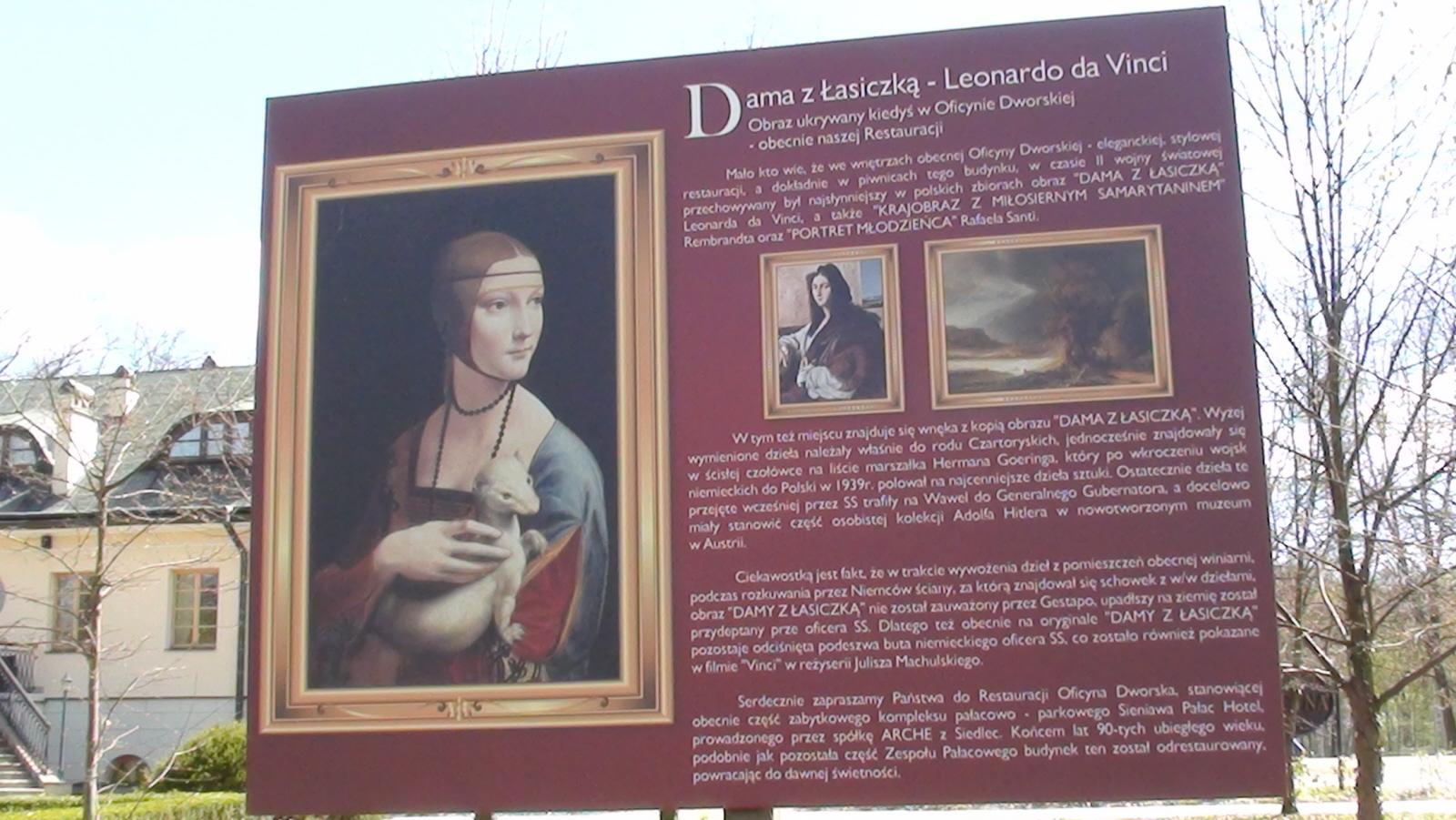Sieniawa. W rodowej siedzibie Czartoryskich