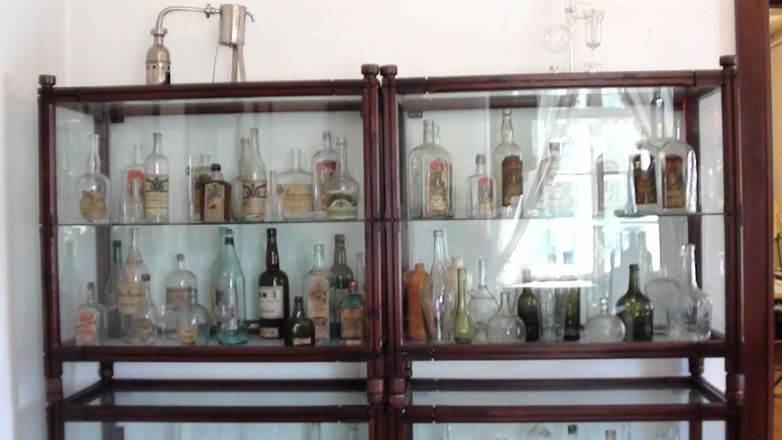 Łańcut. Fabryka wódek, likierów i rosolisów